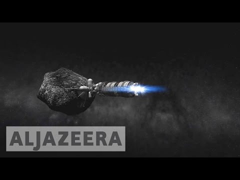 Companies race to mine asteroids in 2017