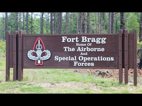 04/25/2019 The Watchman News Monologue - Blackout At Fort Bragg - Whats Really Going On There?