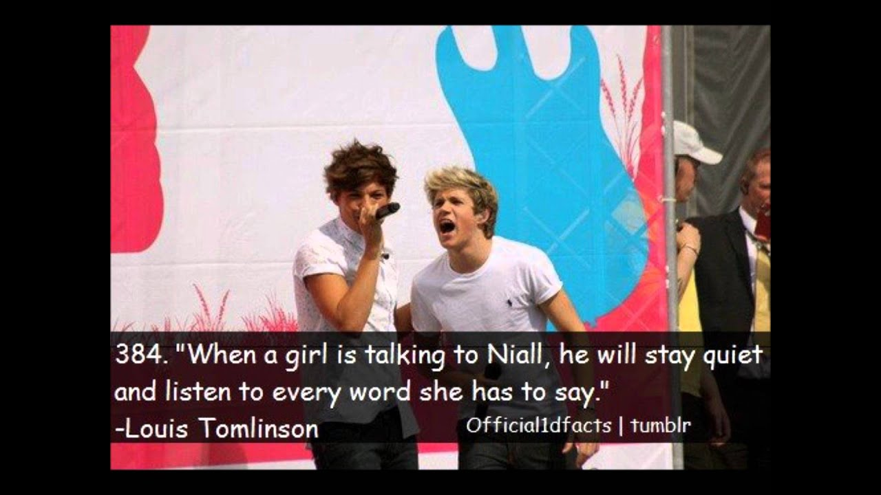 One Direction Funny Quotes: One Direction Facts And Quotes