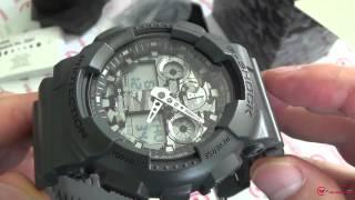 Casio - G-Shock GA-100CF-8AER