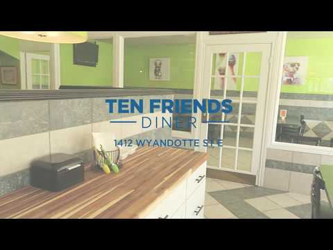 Business of the Month: Ten Friends Diner