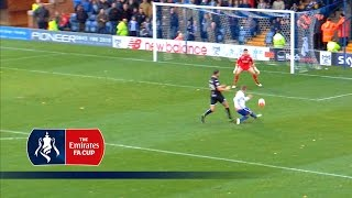 Bury 4-0 Wigan - Emirates FA Cup 2015/16 | Goals & Highlights