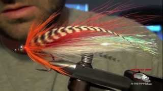 Flashtail Whistler Pike Bass Fly Tying Instructions Directions and How To Tie Tutorial