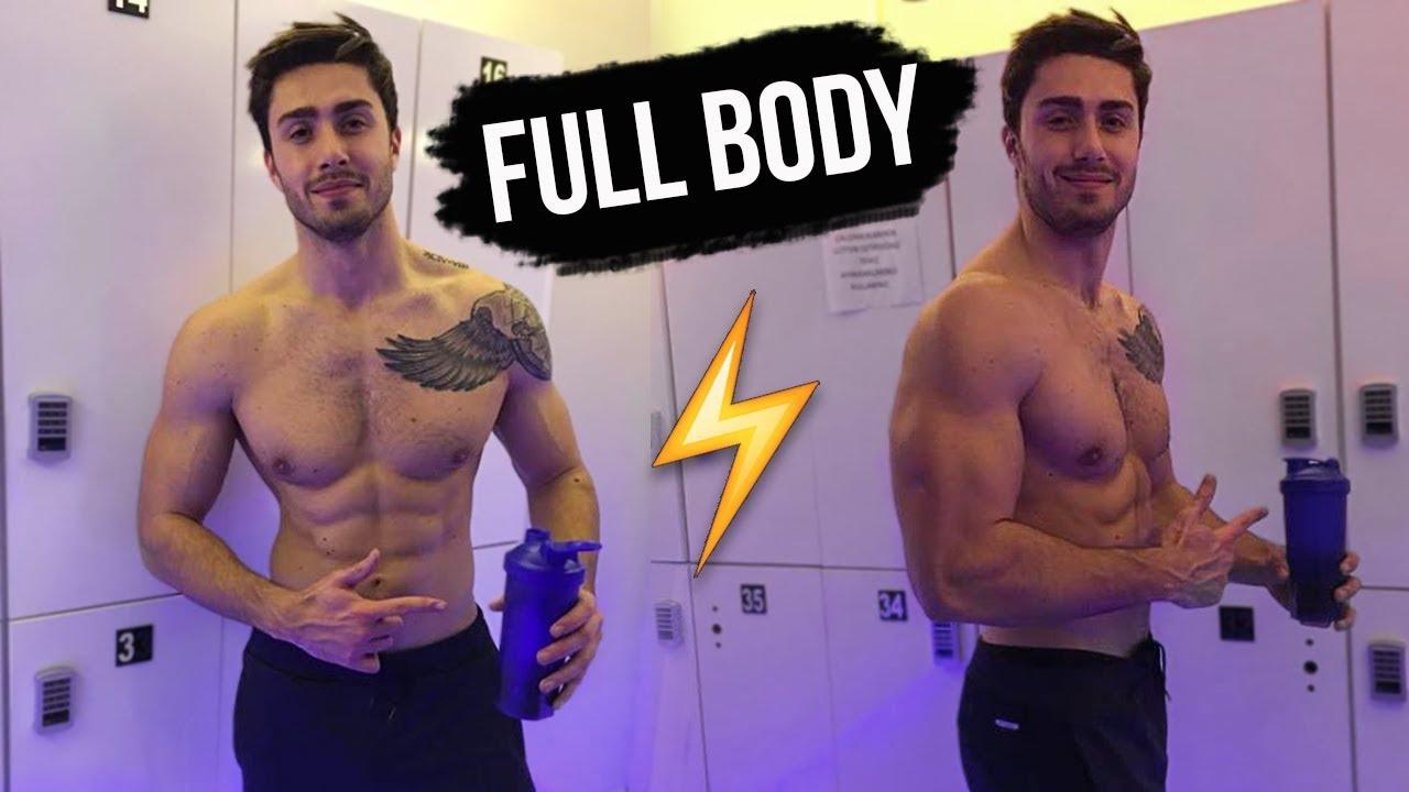Full Body Antrenman Programı (Yeni Başlayanlara Özel)