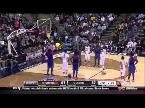UConn Highlights vs. Florida 2013