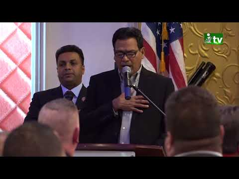 4th Annual Dinner of Bangladeshi American Police Association  National Anthony of Bangladesh