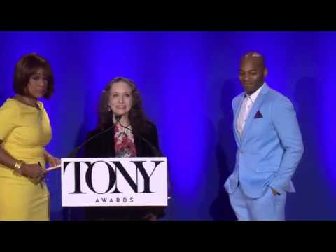 2019 Tony Awards Nominations Announcement