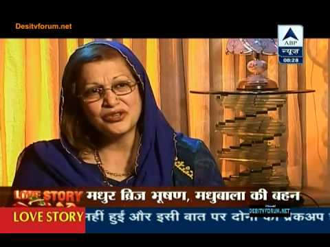 Love Story (ABP News) Dilip Kumar - Madhubala 14th July 2012 Video Watch Online Part3