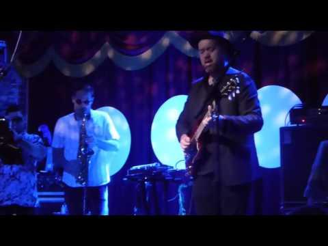 Soulive ft Marcus King - Joyful Girl 6-16-17 Brooklyn Bowl, NY