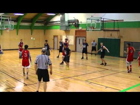 Yelm Vs NW Christian (Fall Basketball League)