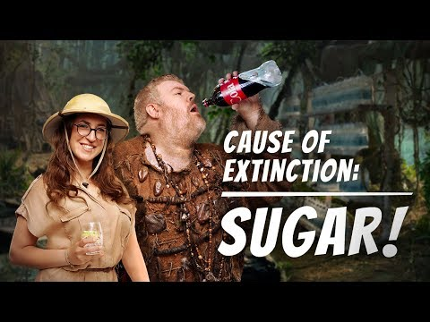 "Thumbnail: Mayim Bialik Talks Sugar & Extinction At The ""Museum Of Unnatural History"" // EN"