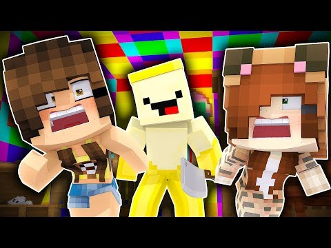 Minecraft Daycare - EVIL BANANA !? (Minecraft Roleplay)