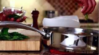 Local Chef Showcase: Chicken Cacciatore