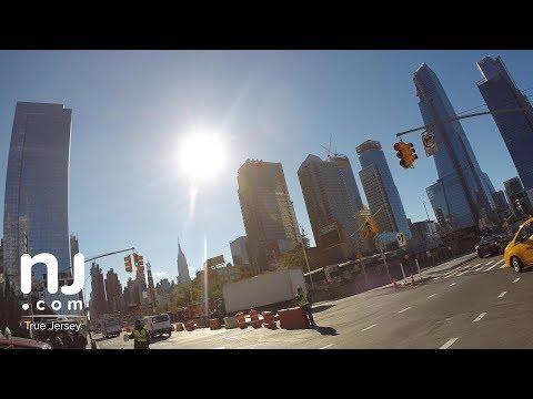 NJ.com reporter races to Manhattan by bike