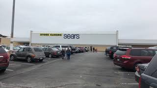 Sears, Irving Mall and Shoppers World