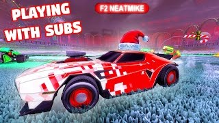 ROCKET LEAGUE CHRISTMAS SPECIAL