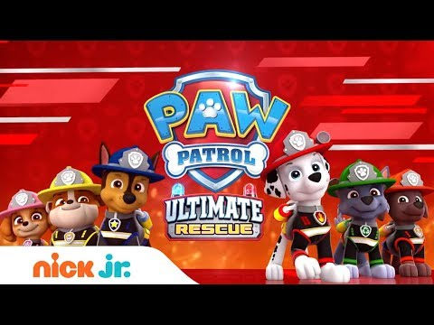 PAW Patrol Ultimate Fire Rescue 🚒  Official Trailer | NEW Episode on Sept 21st | Nick Jr.
