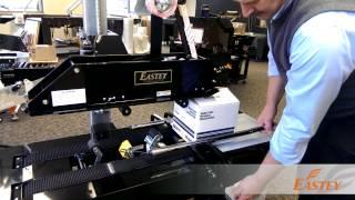 Eastey Enterprises' BB-2 Simple Case Sealing Operation