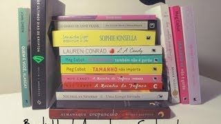 Book Haul: Agosto e Setembro 2013