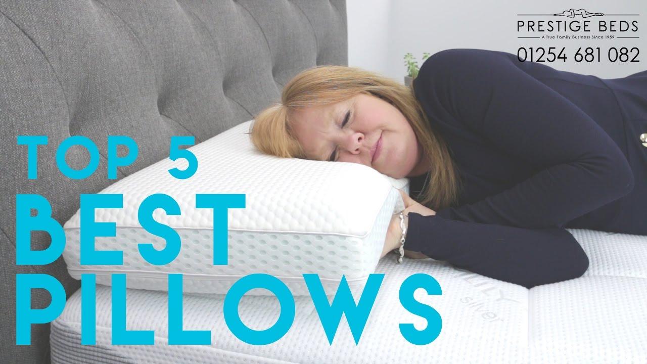 Top 5 Pillows Best Pillow Review Youtube