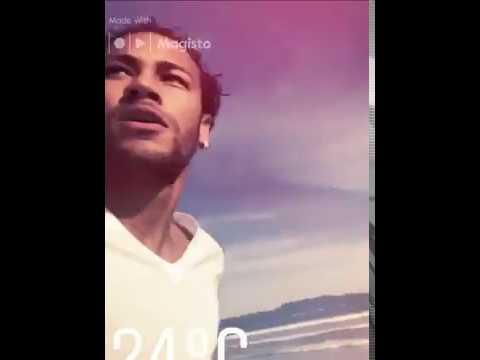 Neymar em Itapema Santa Catarina
