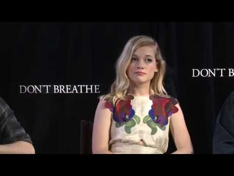 Don't Breathe: Jane Levy, Dylan Minnette and Daniel Zovatto Talk About Their Favorite Scenes