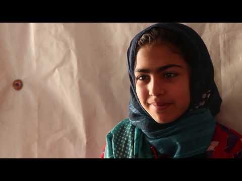 Syria's children call for peace | Syrian Refugee Crisis