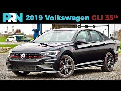 2019 Volkswagen GLI 35th Anniversary Edition Review