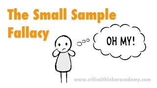 The Small Sample Fallacy Thumbnail
