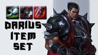 [S6] Darius Full Item Overview