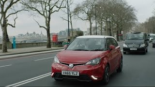 AutoTrader test drive the MG3