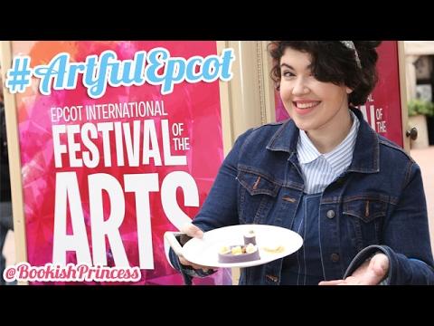 NEW EPCOT FESTIVAL OF THE ARTS at Walt Disney World