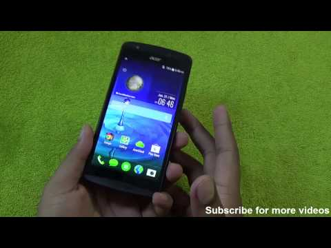 Acer Liquid E700 India Review - Design, Features, Price, battery life