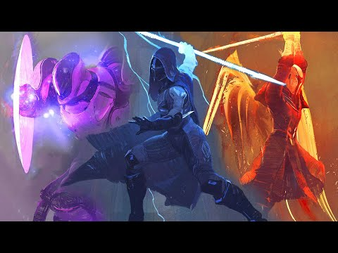Which Destiny 2 Class Is Right For You?