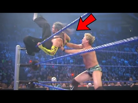 11 WWE Wrestlers Who Saved Their Opponent From Injury or Even Death!