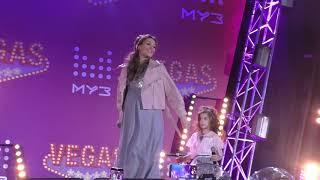 Таня Терёшина - Я люблю и Точки над i (Партийная зона Муз тв 11 11 2018)