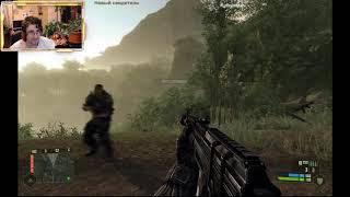 """Прохождение Crysis на уровне """"Спецназ"""" #4"""