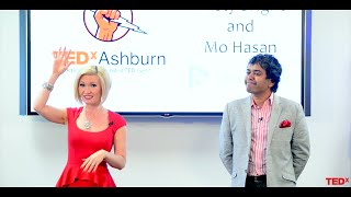 The Power of Collaborative Resourcing | Mo Hasan & Misty Bright | TEDxAshburn