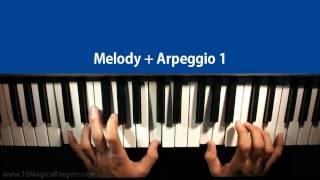 Phir Mohabbat (Murder 2) Piano Tutorial | Melody+Chords+Arpeggios