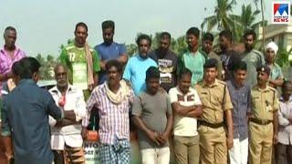 ന്യൂസ്മേക്കർ 2018; ആഹ്ളാദം പങ്കുവെച്ചു മൽസ്യത്തൊഴിലാളികൾ  | Fishermen - Manorama News Newsmaker