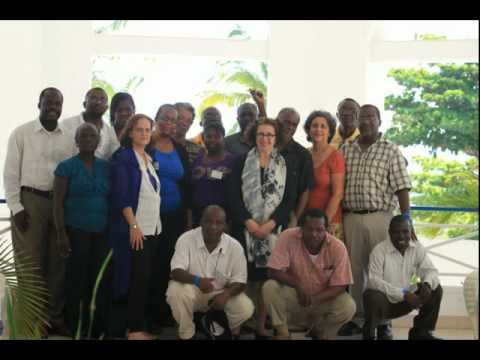 Partie 1/3 Interview de Martine Libertino sur Radio Signal FM - Port-au-Prince - Janvier 2014