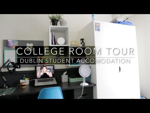 College Room Tour | Dublin Student Accommodation