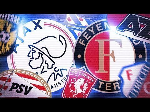 LIVE EREDIVISIE XI IN DE PREMIER LEAGUE CAREER MODE!