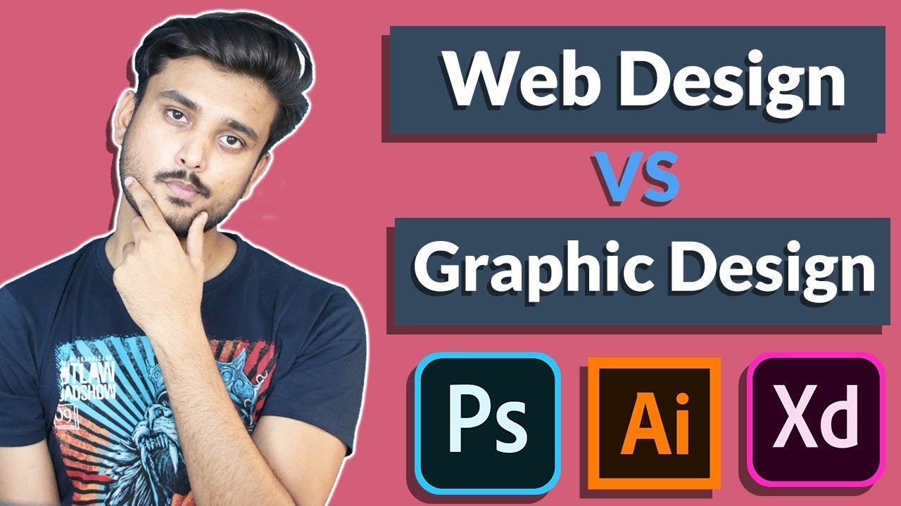 Difference Between Web Design Vs Graphic Design Live Stream Youtube
