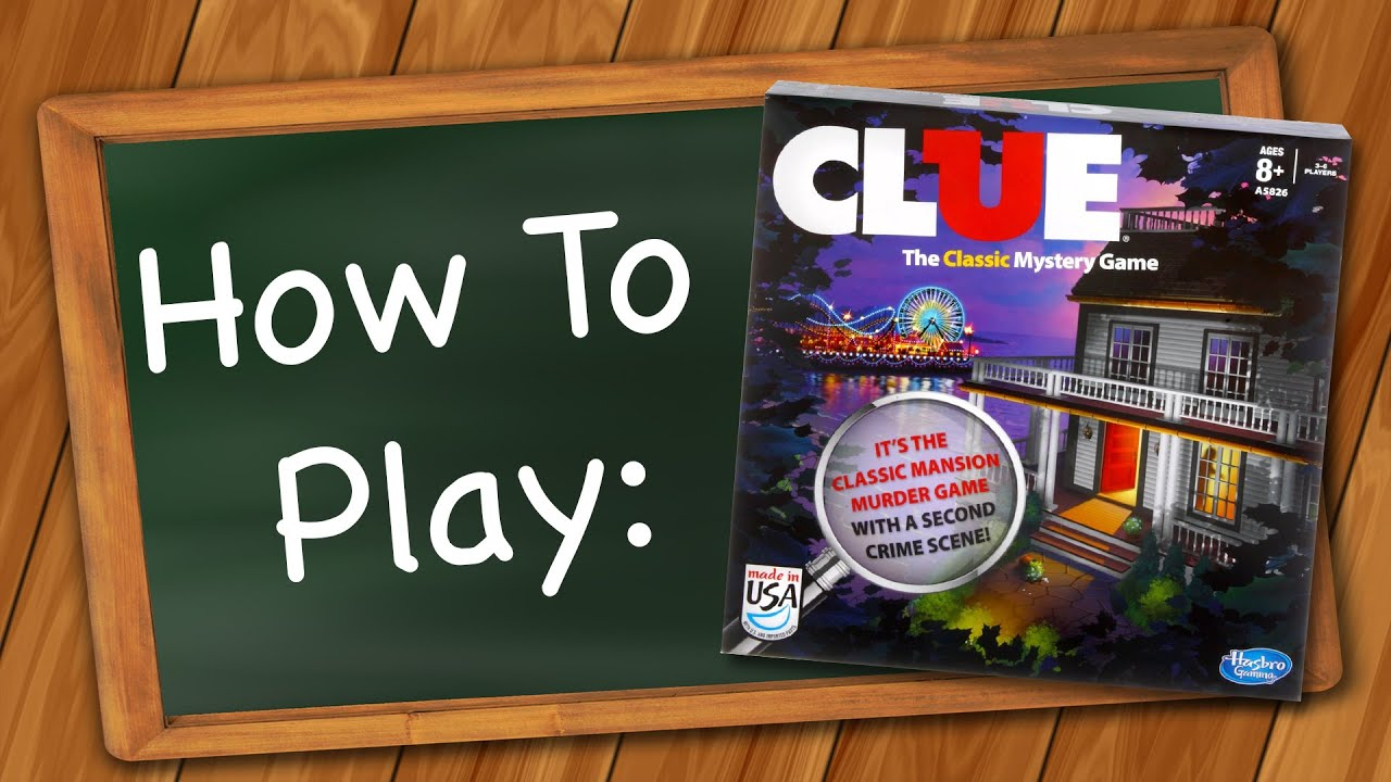 How to Play Clue (Cluedo) - thesprucecrafts.com