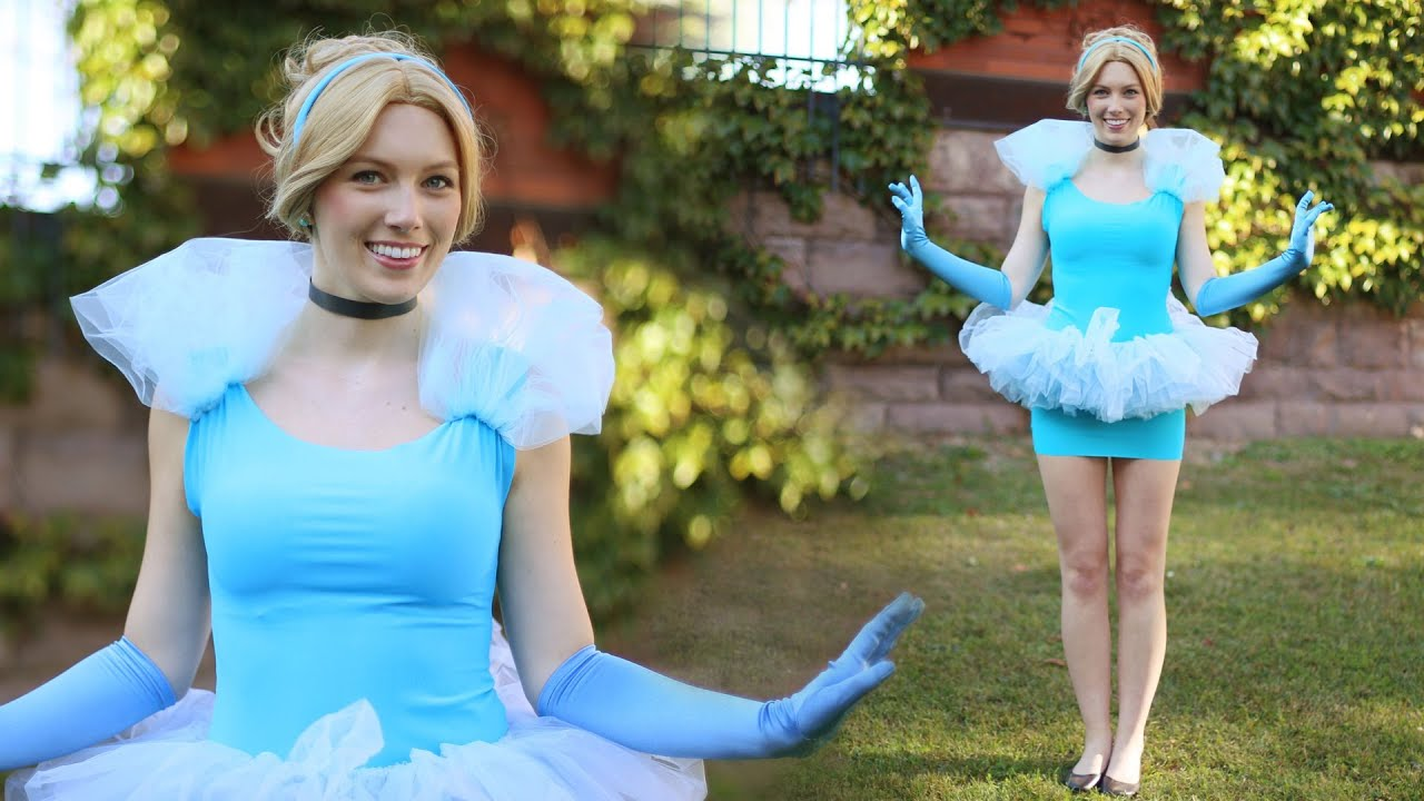 Image result for diy cinderella costume for adults