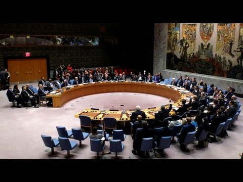 Russia and others block Syrian ceasefire proposal