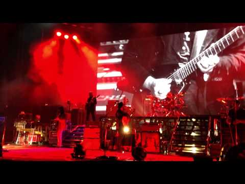 Zac Brown Band  DTE Energy Music Theatre  91414