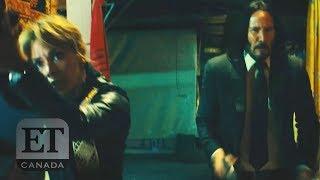 Reaction To 'John Wick 3' Trailer