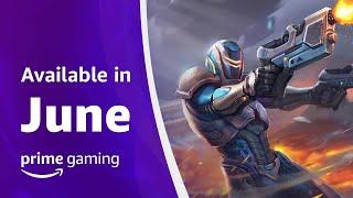 June 2021 Sneak Peek - Prime Gaming